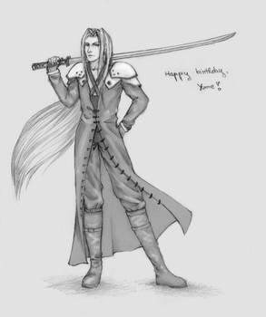 Present: Sephiroth