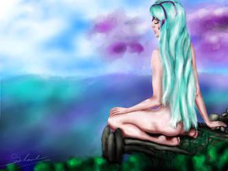 Girl by Seschare