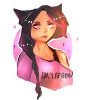 {Comm} - Sakura Ro'meave by Amyaphon
