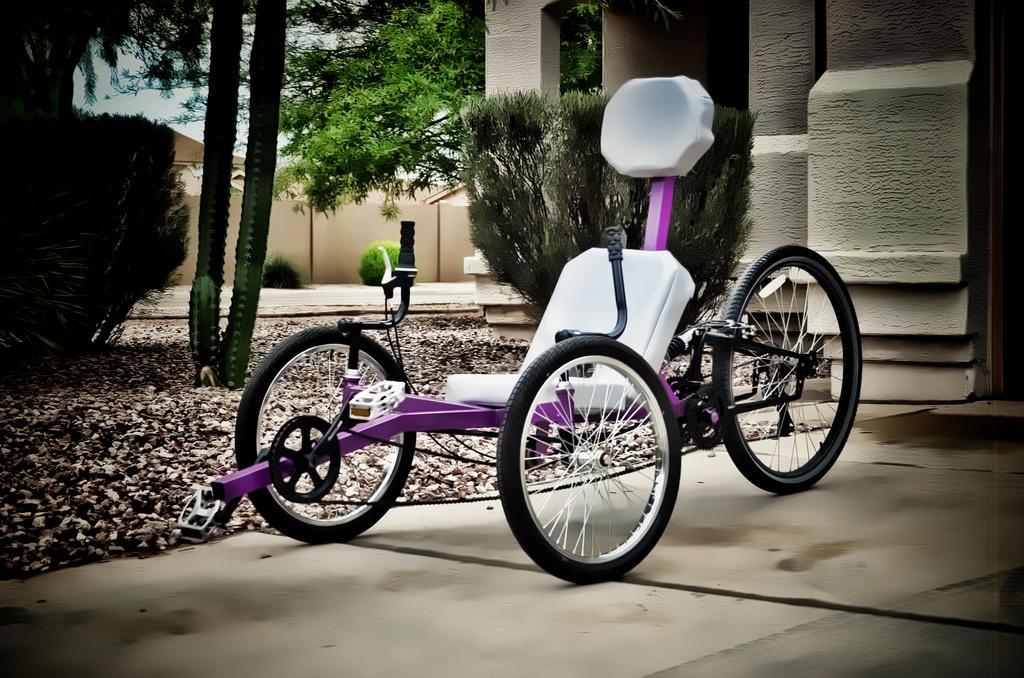 Home made bike by mynoahsart