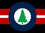 Royal New Englander Air Force Roundel (DaL)