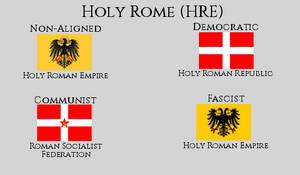 Holy Rome (HRE)