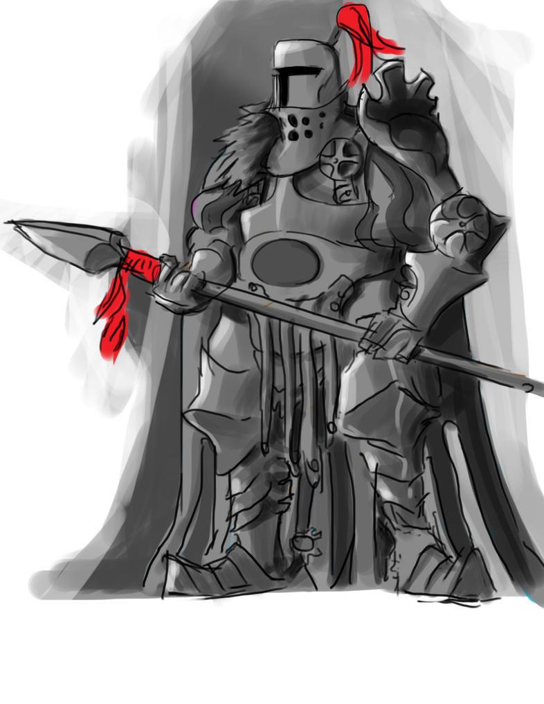 Knight by jlta