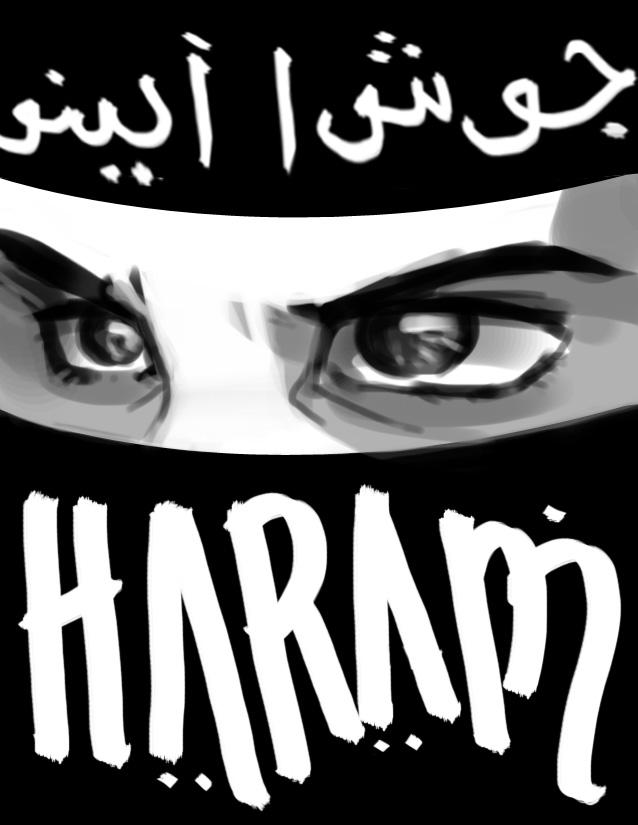 Haram 2 by jlta