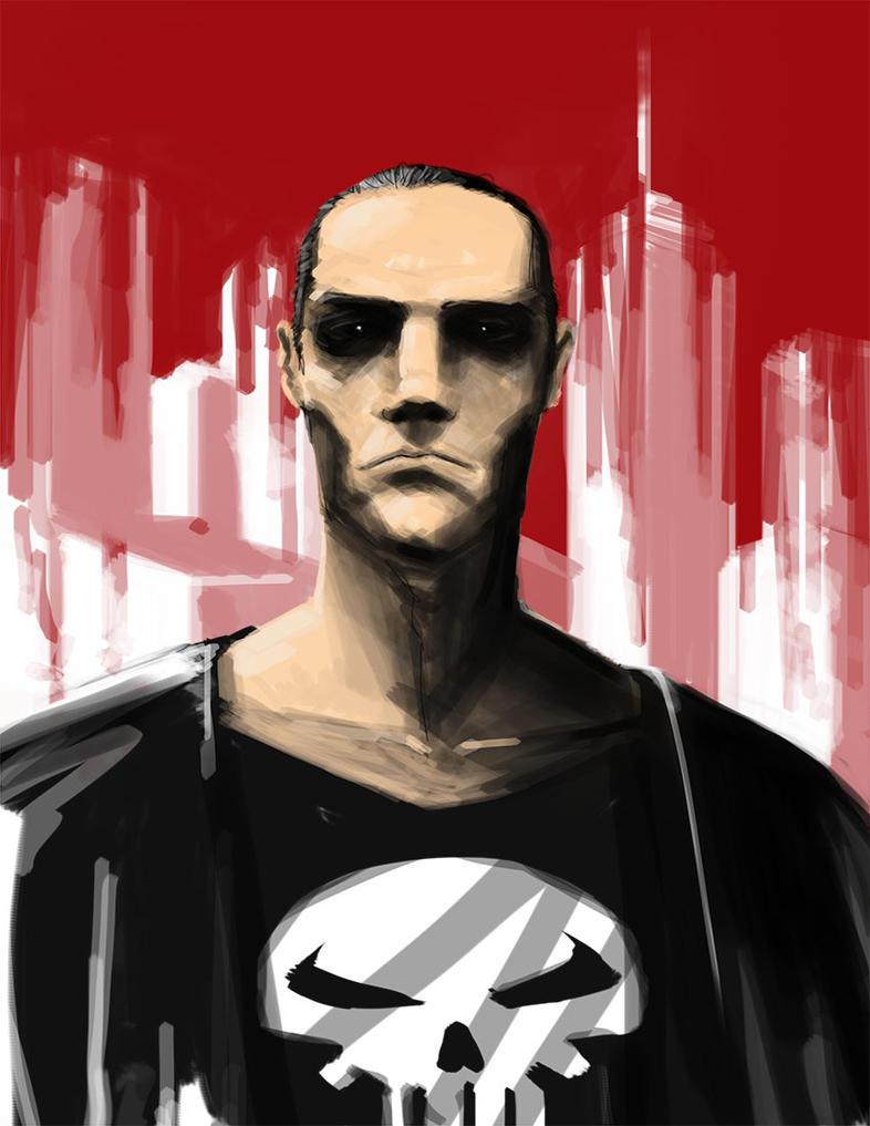 Punisher by jlta