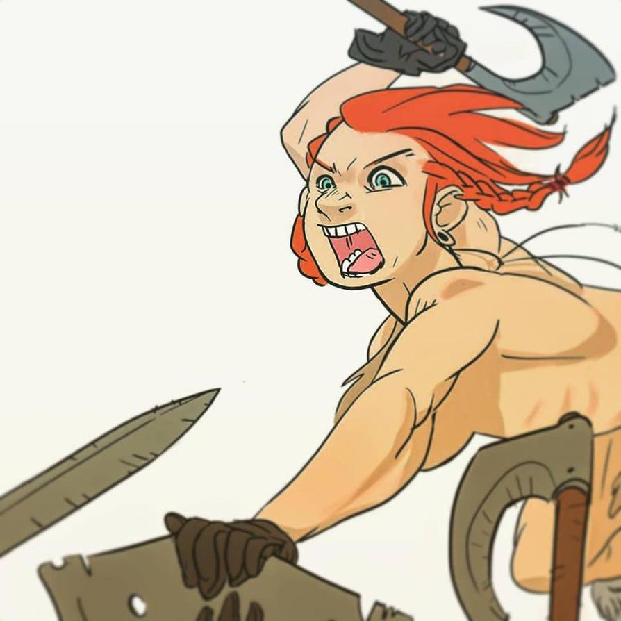 Viking2 by jlta