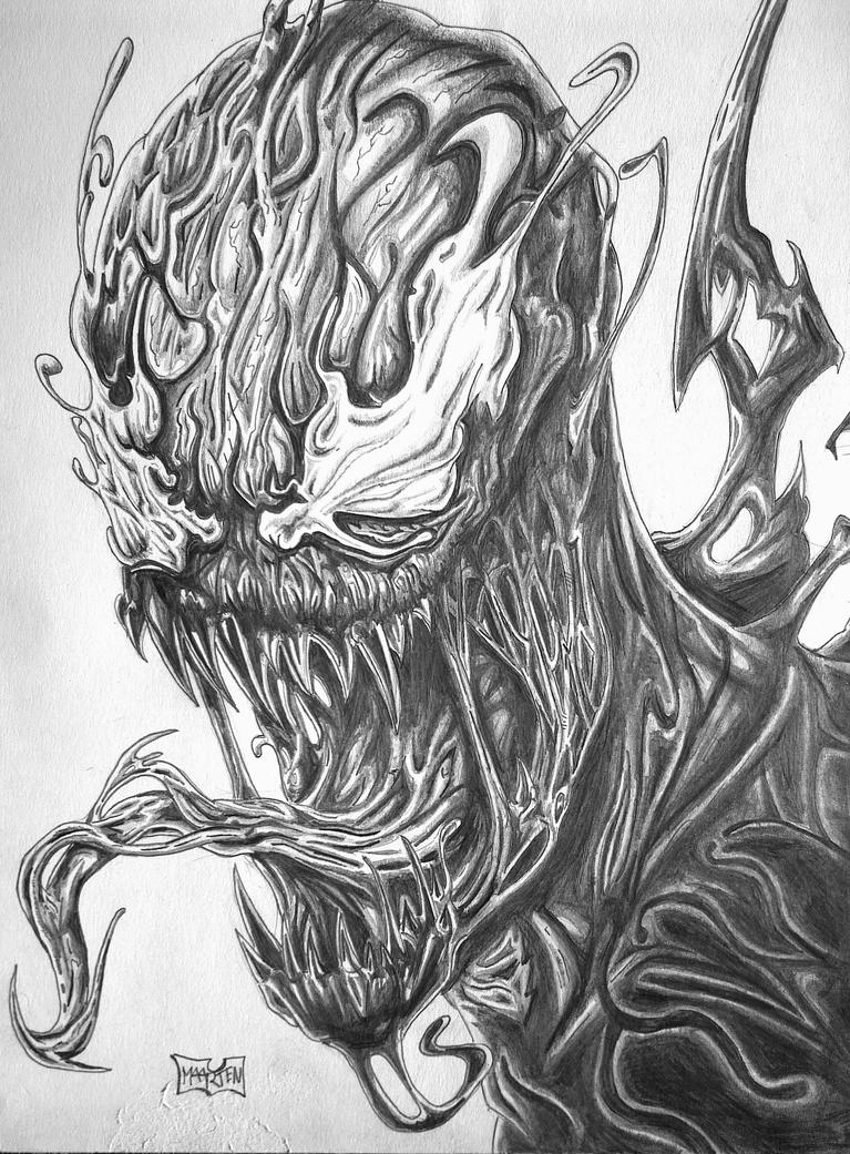 Carnage drawings