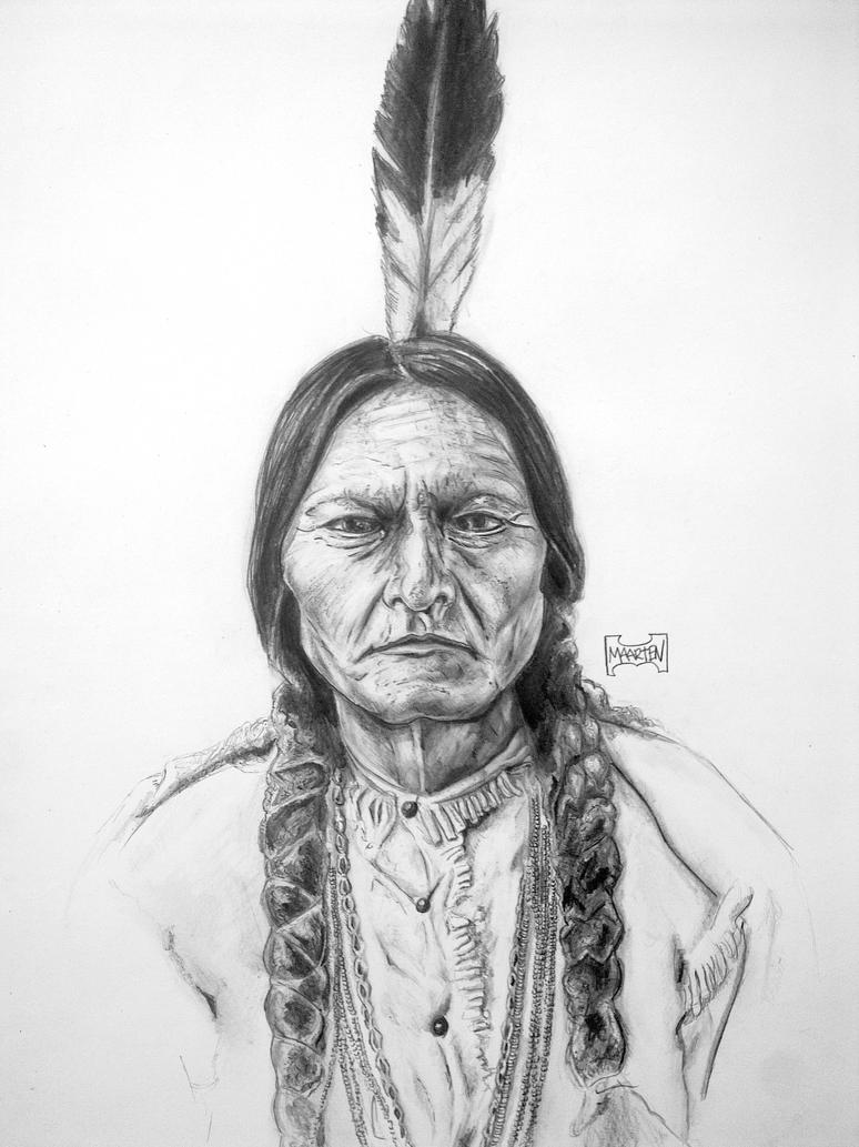 Sitting Bull by Xpendable