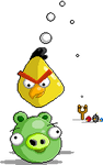 Angry Birds by missSoliloquy