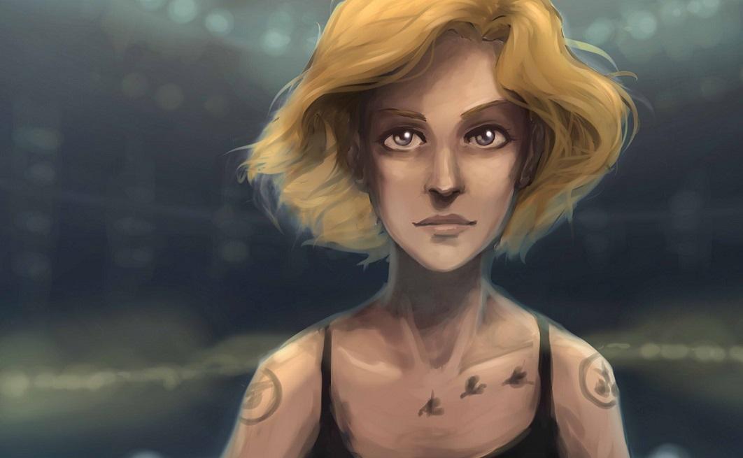 Divergent Fan Art Deviantart Divergent by sukieblac...