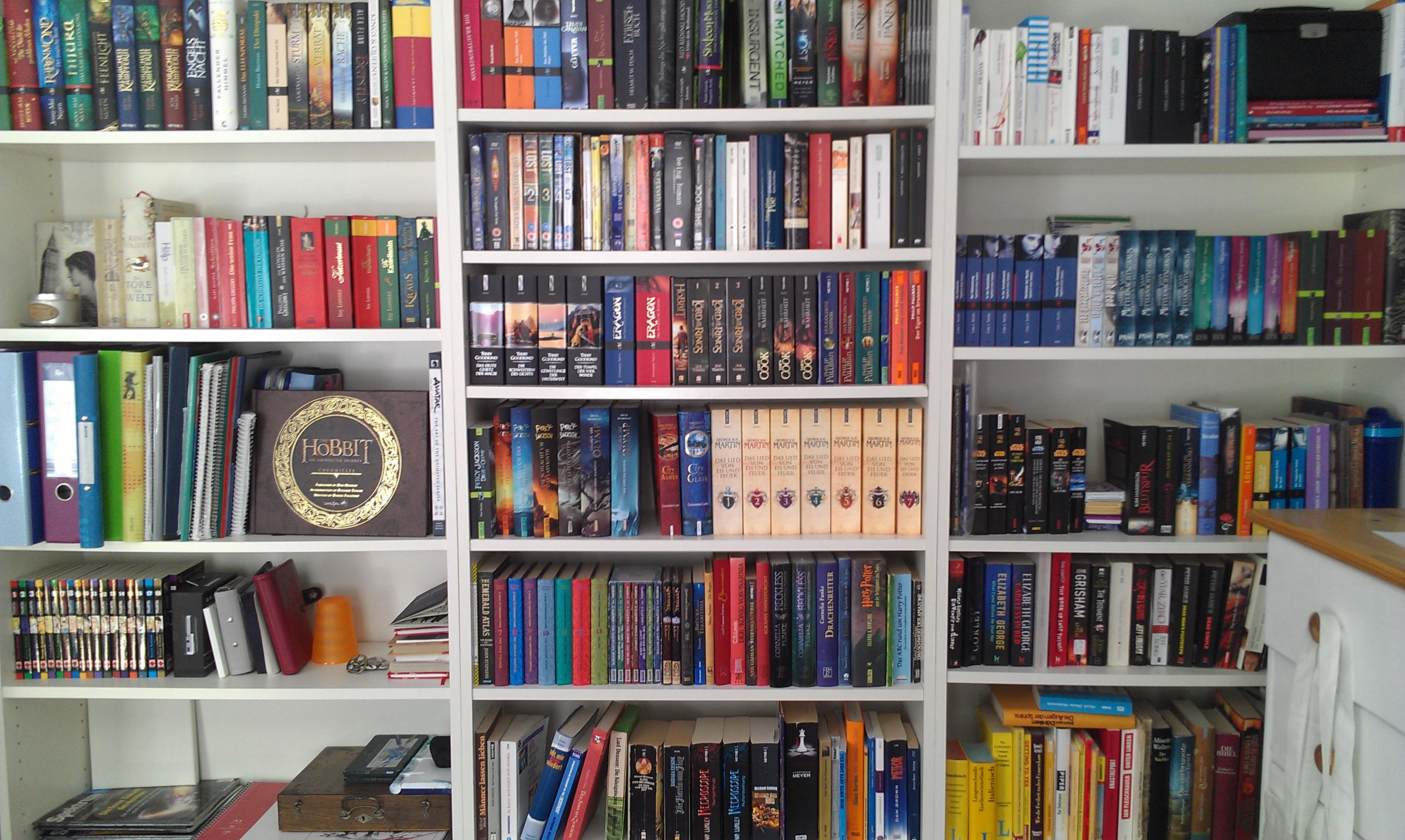 My Bookshelf By Sukieblackmore On Deviantart