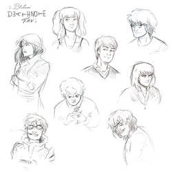 My Death Note Favs