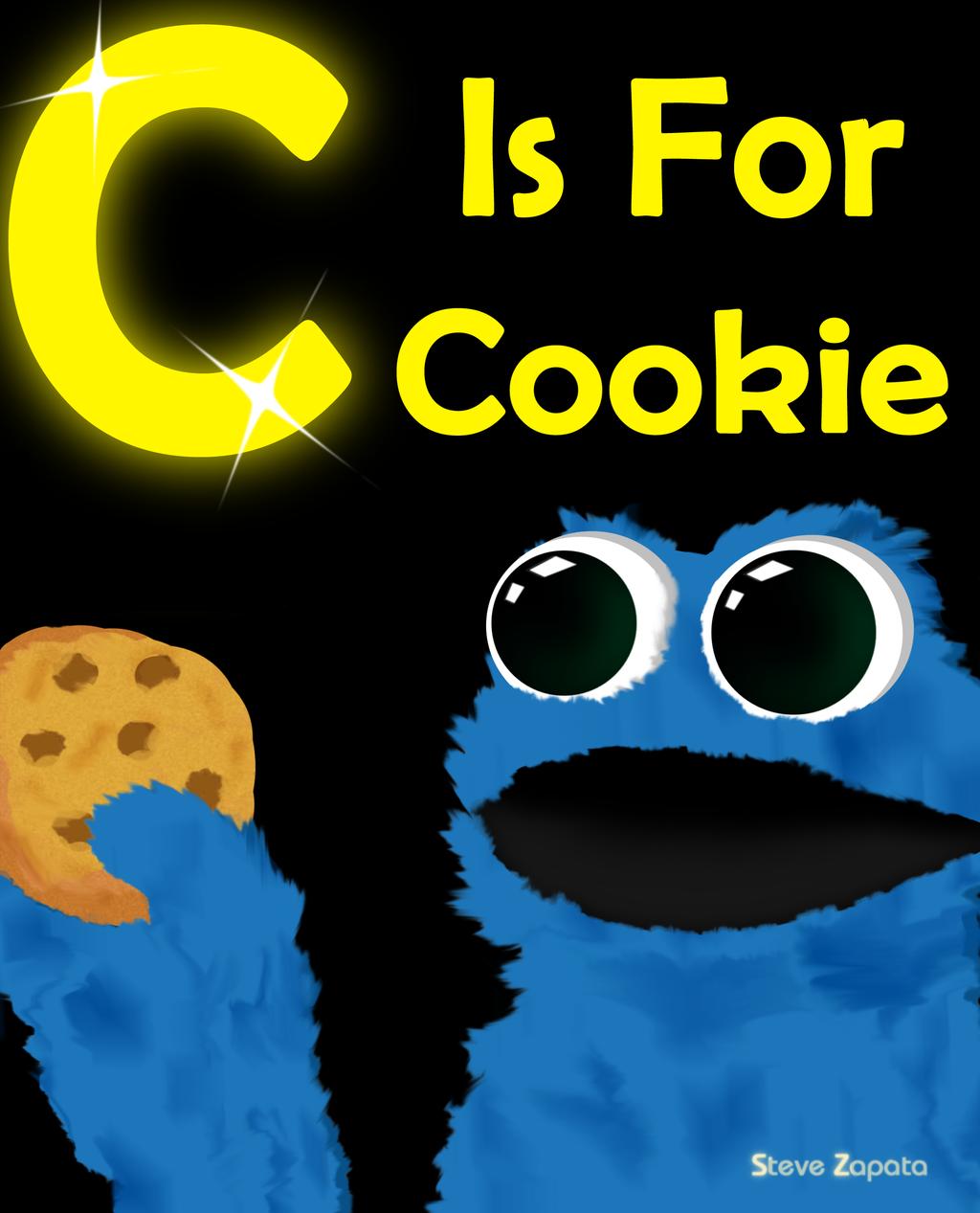 cookie monster cute wallpaper