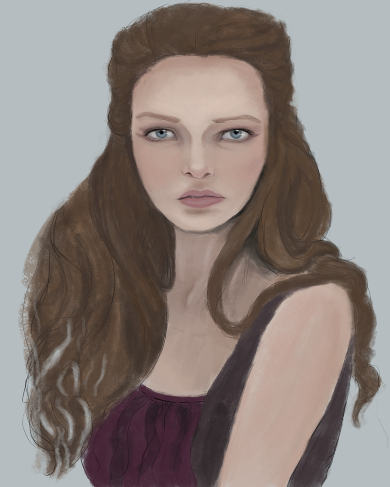 Portrait by MysticForgotten