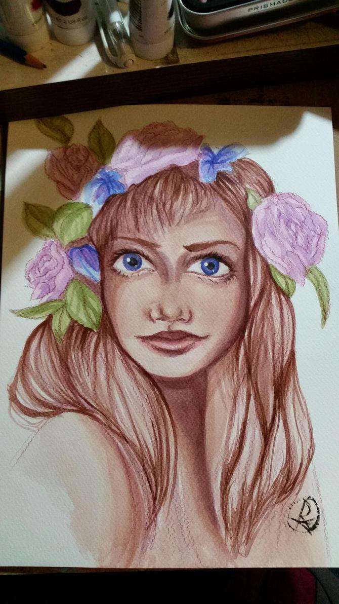 Flowers by MysticForgotten