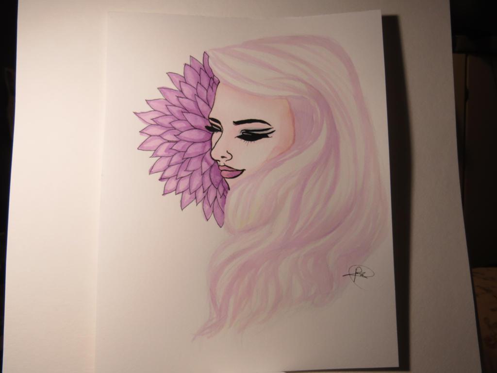 Flower by MysticForgotten