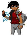 ENDeviant Main Character