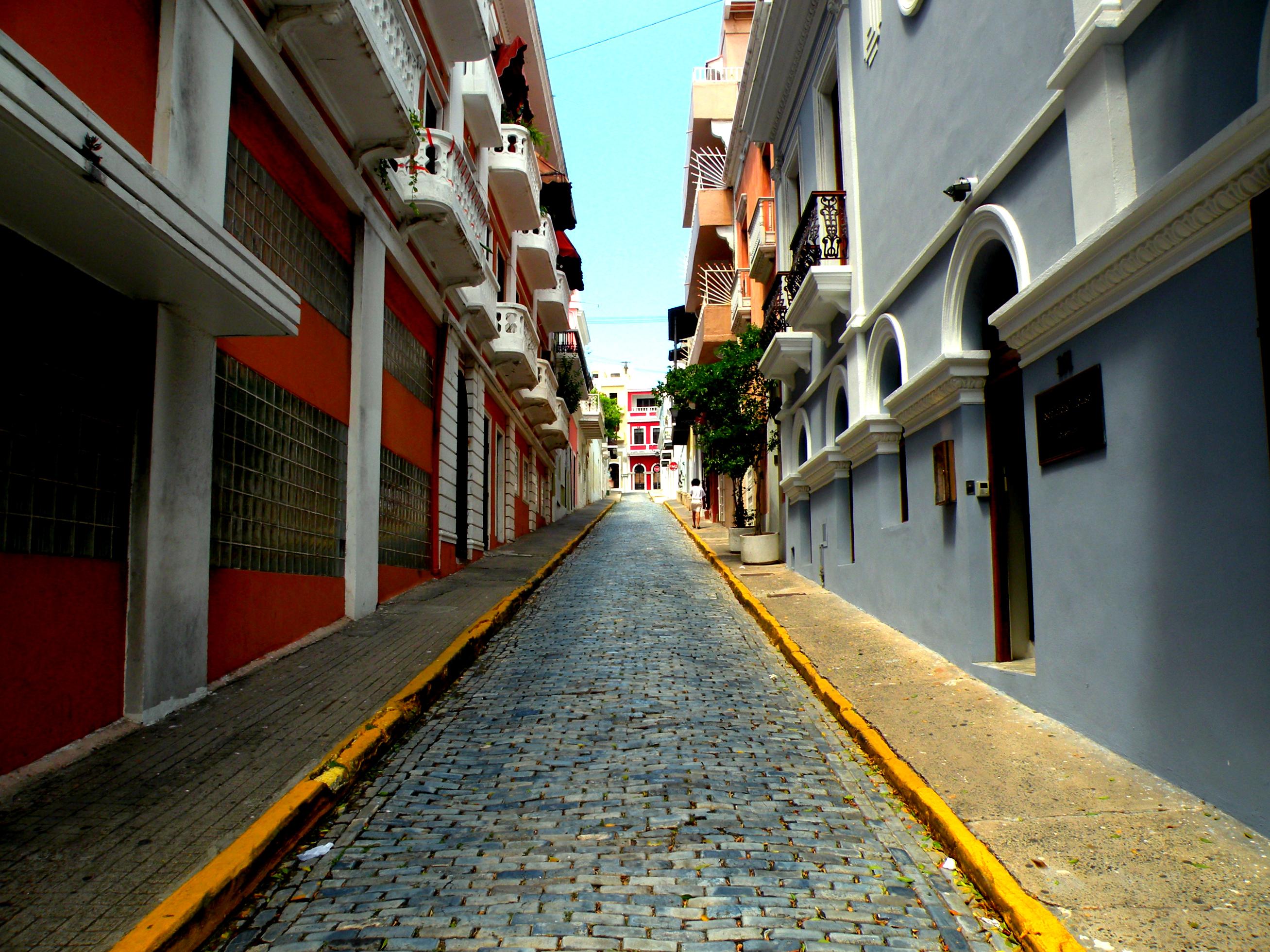 Street by SkizzleFrenick