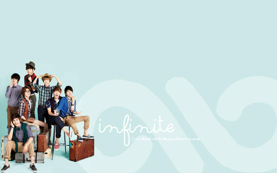 Infinite Wallpaper By NiNJaLeXA