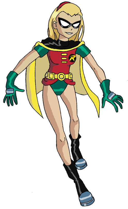 robin-female-batman