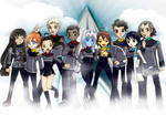 Star Trek Landale Crew
