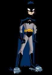 TT Robin as Batboy by Glee-chan