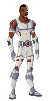 Young Justice: Cyborg