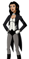 Young Justice Invasion Zatanna