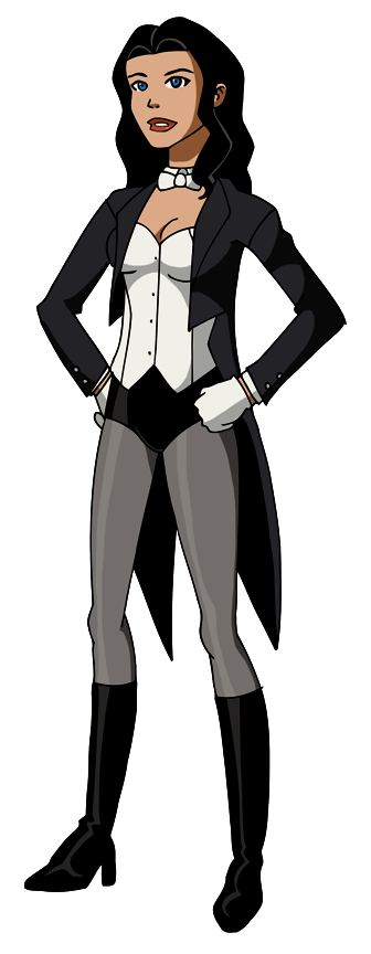 zatanna young justice toy - 336×864