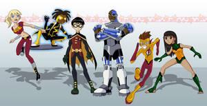 Teen Titans: Next Class