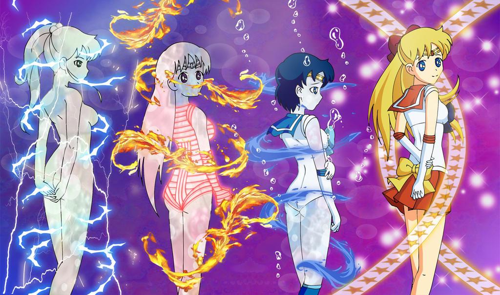 Sailor Moon Powers By Senshi Chan23 Deviantart – Fondos de Pantalla