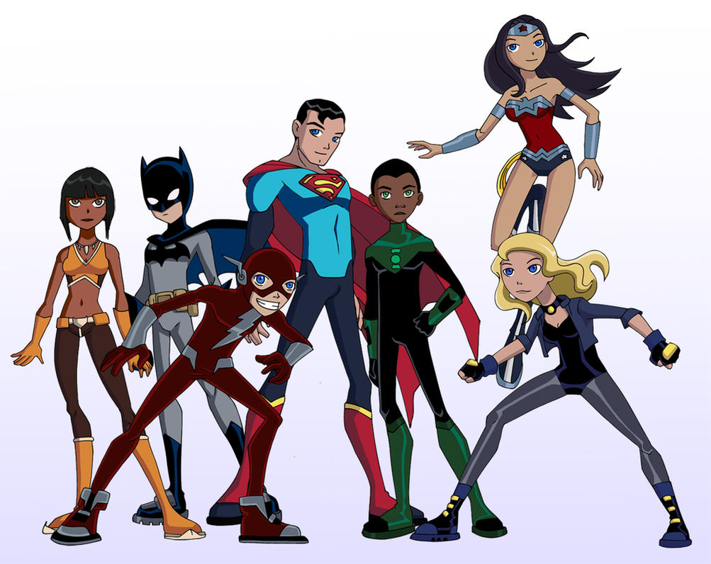 Teen Justice League