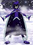 TT - Raven's Winter Costume
