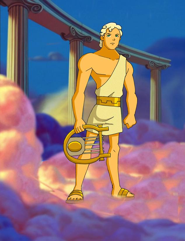 Apollo Cartoon Drawing Apollo Picture