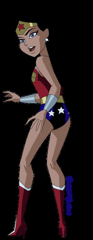Kid Wonder Woman