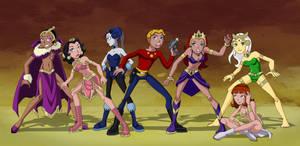 The Women of Flash Gordon