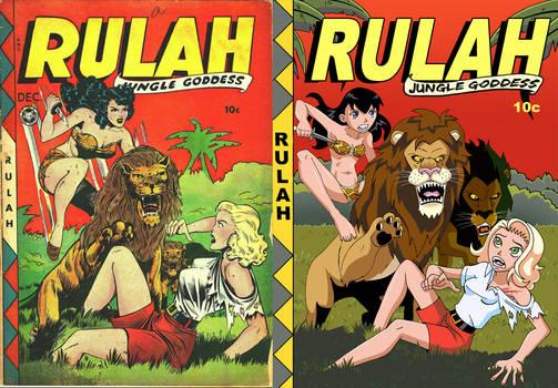 Rulah Cover Comparison II