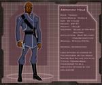 Major Abraham Hale: Profile