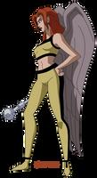 JLU: Hawkgirl