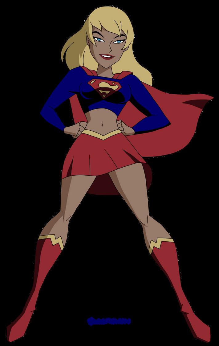 JLU: Supergirl by Glee-chan ...