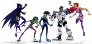 Teen Titans Season Six