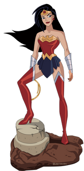 Wonder Woman Unlimited Action?