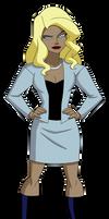 JLU: Black Canary -  Civies