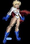 JLU: Power Girl (again)