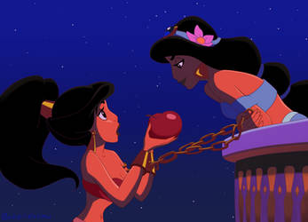 Jasmine's Forbidden Fruit