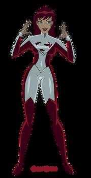 Lana Lang - Superwoman