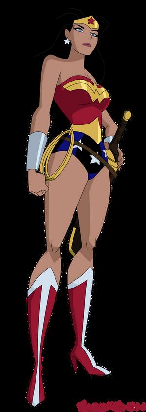 Fatal Wonder Woman