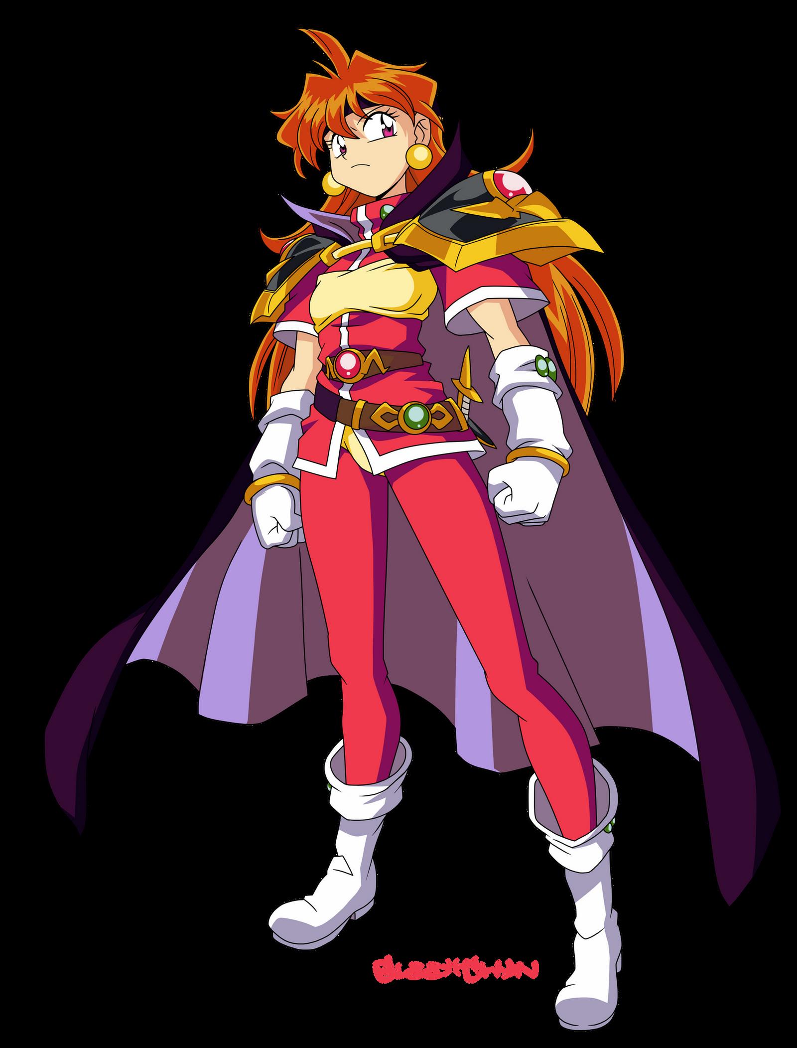 Slayers: Lina Inverse - Minitokyo