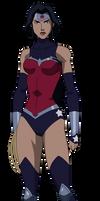 Wonder Woman at War
