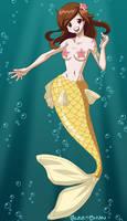 Trying to Draw a BOAStudio Mermaid